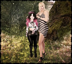 Bea and Misty 1