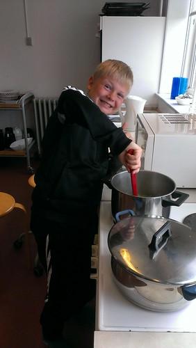 Sild og makreller laver gransirup.