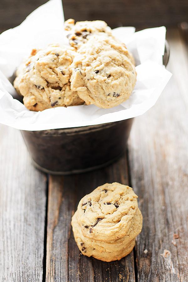 best soft batch chocolate chip cookies