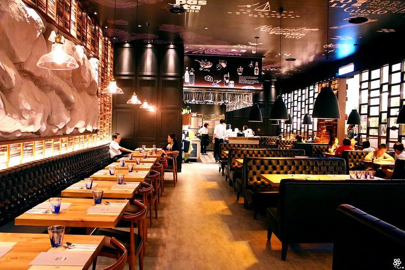 NINI尼尼義大利餐廳台茂店 (8)
