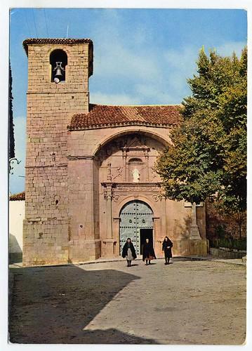 Beteta (Cuenca): Puerta de la Iglesia