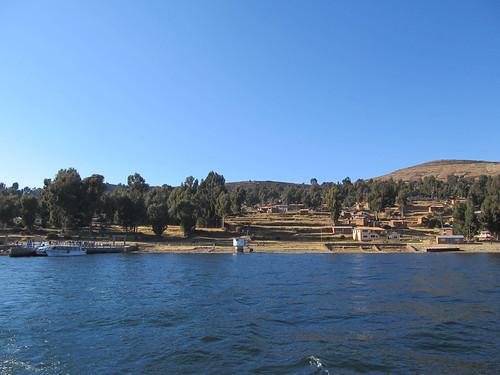 Lac Titicaca: l'île d'Amantani