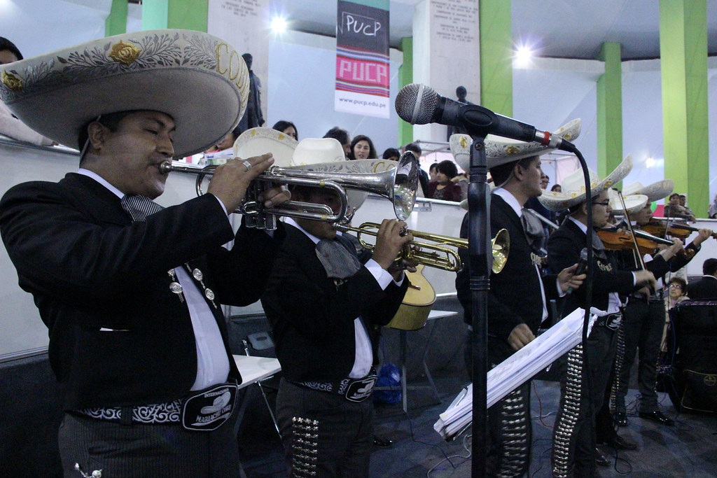 FILLIMA2016- MARIACHIS- MÉXICO PAÍS INVITADO 2017