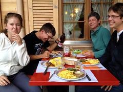Ausflug auf die Elsigenalp 2012