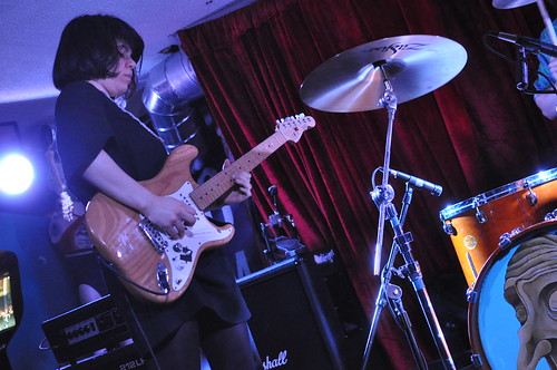 Screaming Females at House of Targ