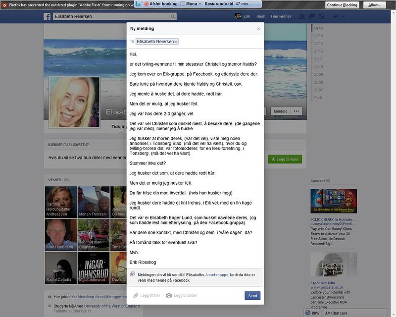 facebook tvilling