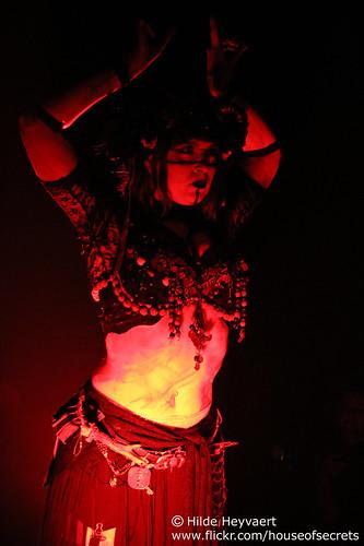 tribal dancer