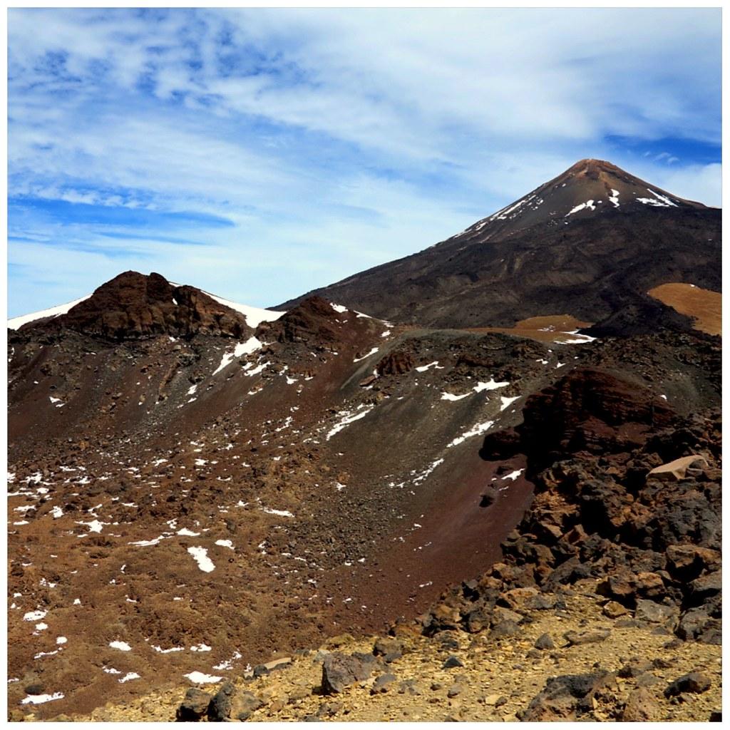Crater Pico Viejo