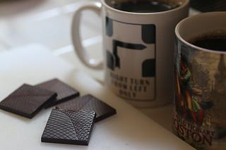 Tcho - Coffee pairing Dole coffee