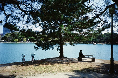 film japan 日本 福岡 大濠公園 fukouka ohoripark kodakektachromee100vs 底片 pentaxespiomini おおほりこうえん ōhorikōen