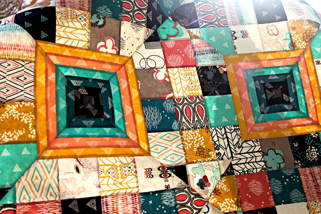 Etno Quilt Morning Light