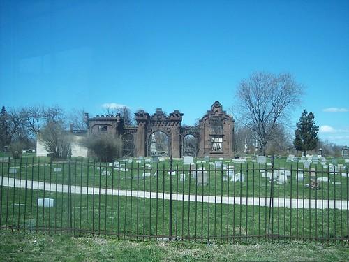 Kingsessing Av - Cemetery Av