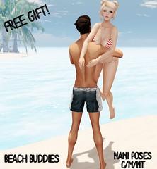 Beach Buddies - Free Gift @ Nani