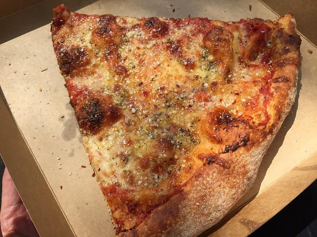 New York style cheese slice - Slice House