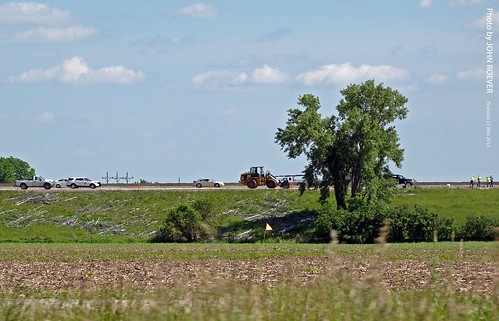 road drive highway mess driving may kansas interstate turnpike tollway wreck ontheroad rollover i70 us40 douglascounty 2015 kta truckwreck us24 acccident truckaccident kansasturnpike driverpic may2015 reasonfordetour
