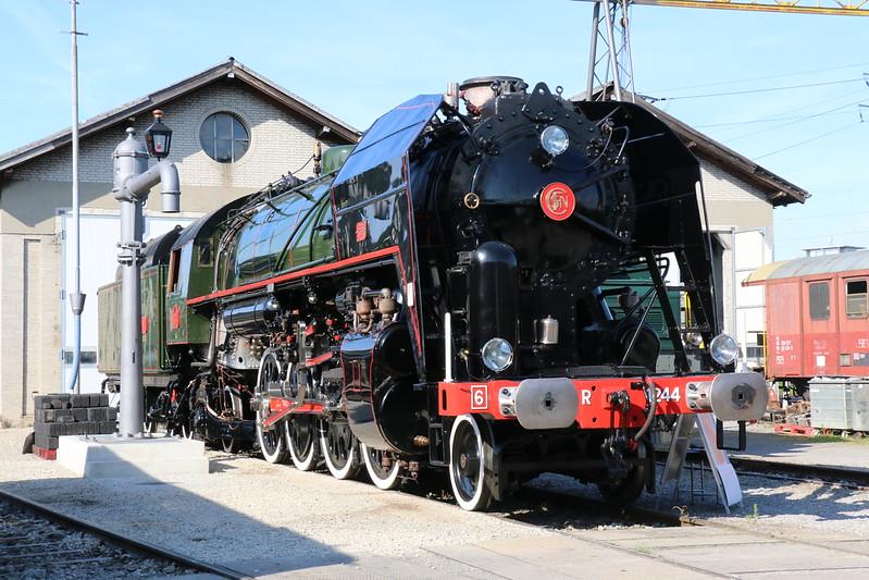 2015-05-31, VMik/SNCF/CFF, Bahnpark Brugg, 141 R 1244