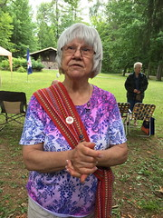 2016 Anishinabe Naming Circle at Springwater Park, Ontario