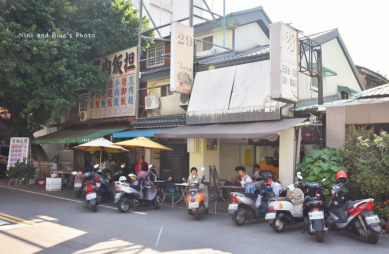 台中中華夜市28早午餐咖啡09