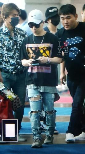Big Bang - Incheon Airport - 05jun2016 - Urthesun - 02