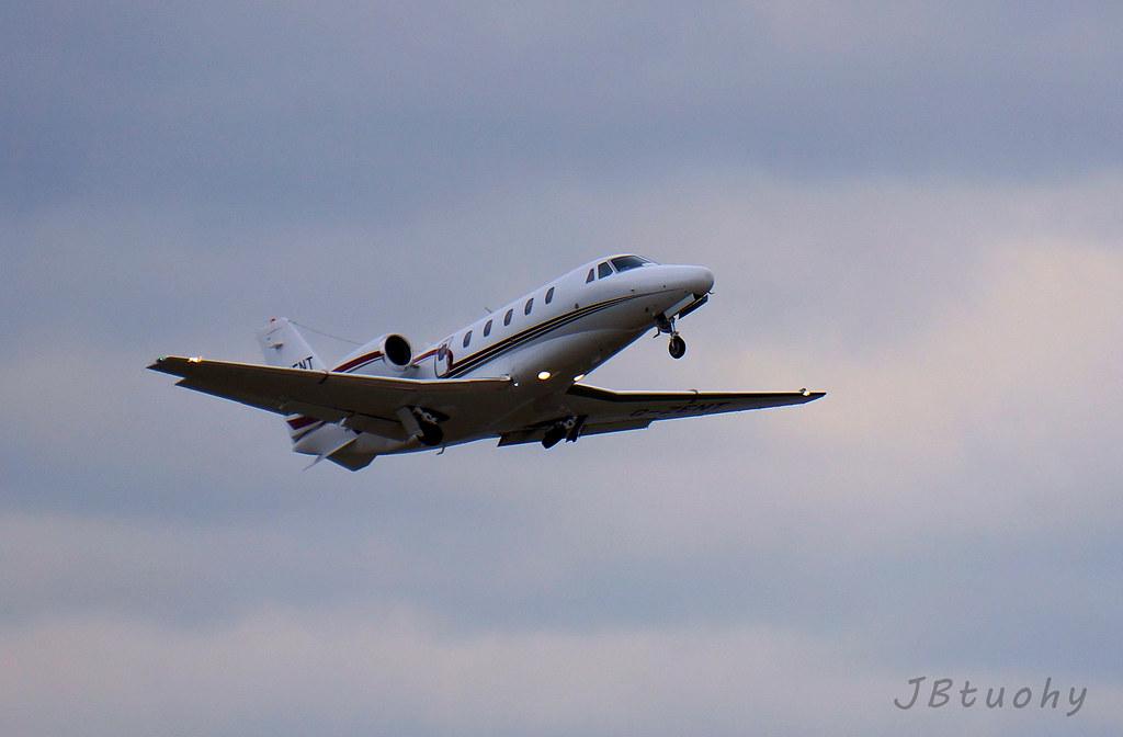 Zenith Aviation Cessna 560xl Citation Xls G Zent Flickr