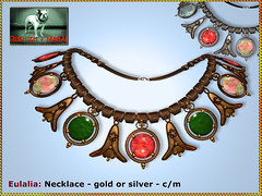 Bliensen - Eulalia - Necklace