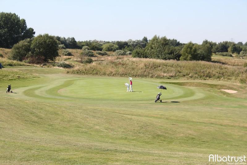 photo du golf Golf Lille Metropole - Parcours