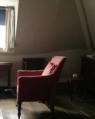 Servant's attic rooms at @erddigNT