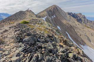 Ridgeline to Mt. Frosty