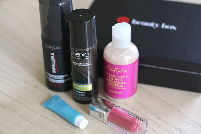 Target Beauty Box: Spring 2015 | yourwishcake.com