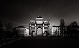 The Gate to the City