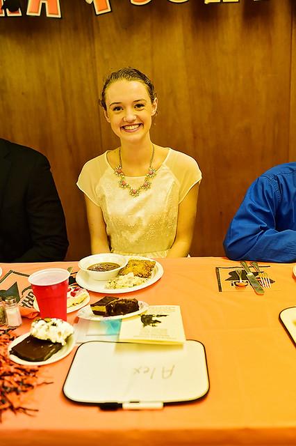Church Graduation Dinner