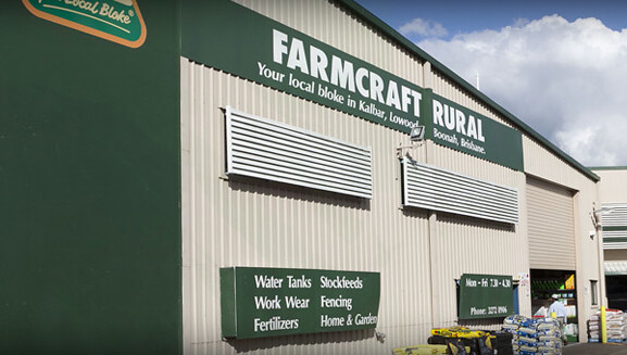 Queensland's Farmcraft Kalbar won two major awards at the CRT National Conference
