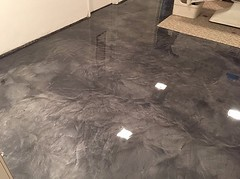 Metallic Epoxy Flooring -Tiffin, Ohio