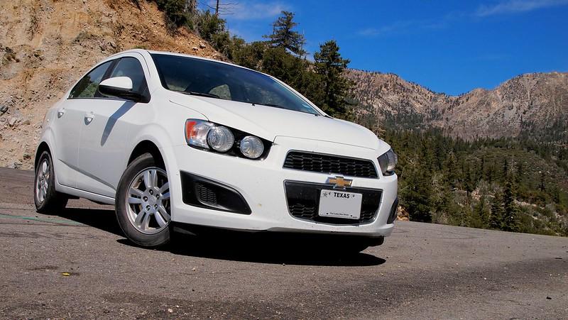 2013 Chevrolet Sonic Sedan LT
