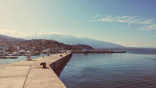 sea port harbor view lg greece macedonia timeless makedonia platamon μακεδονια
