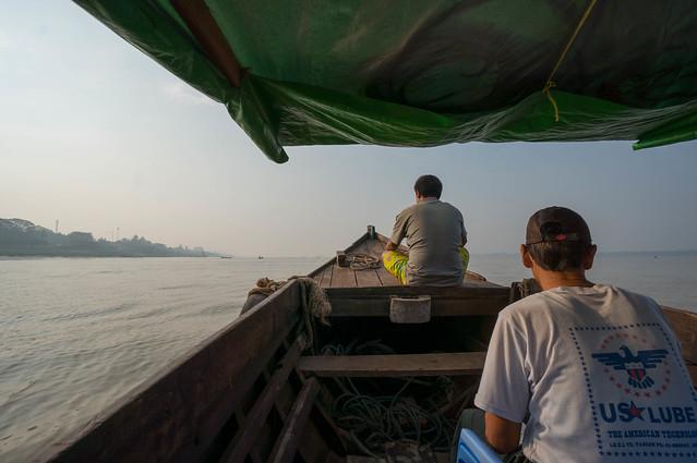 Getting Around Myanmar