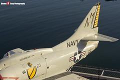 154977 NM-301 - 13793 - US Navy - McDonnell Douglas A-4F Skyhawk - USS Midway Museum San Diego, California - 141223 - Steven Gray - IMG_6615