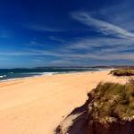 La playa de las Quebrantas