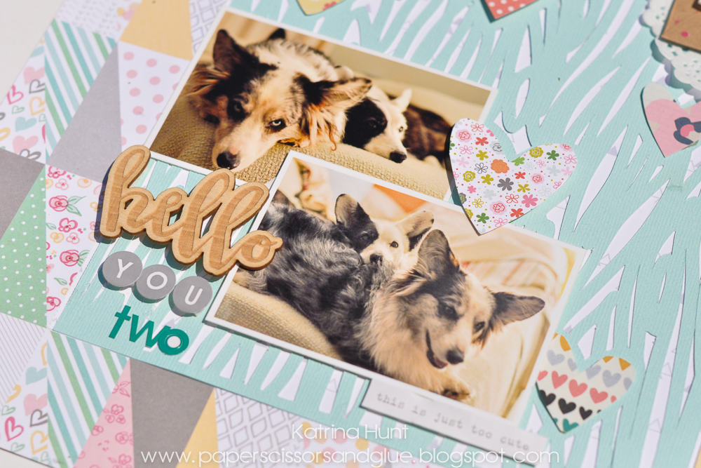 Hello_You_Two_Scrapbook_Layout_Katrina_Hunt_Gossamer_Blue_April_Kit_1000Signed-2