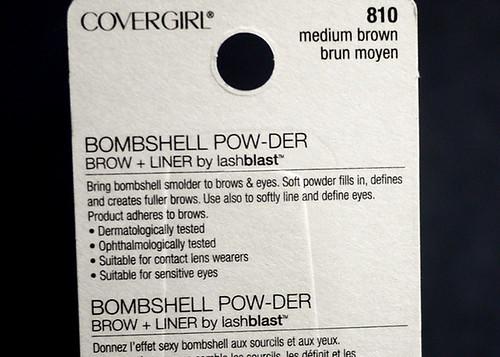 CoverGirl Bombshell