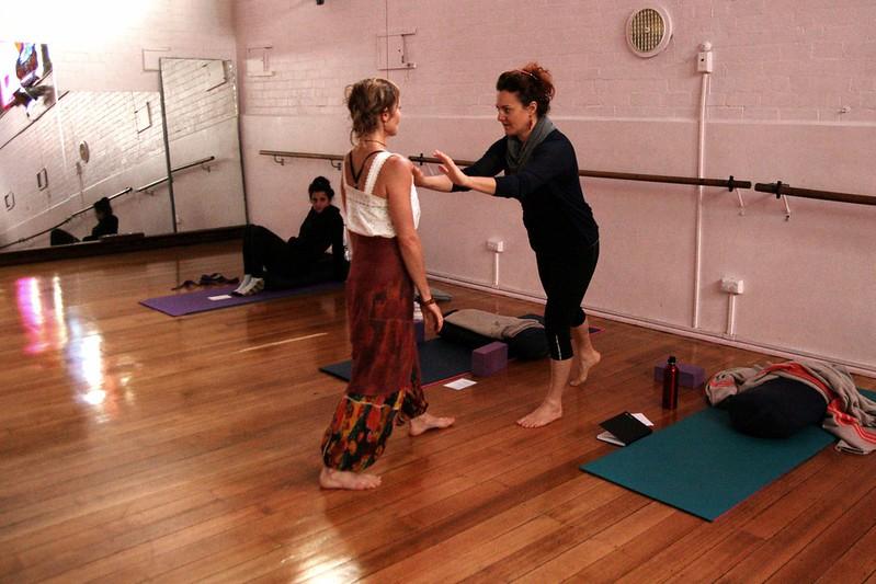 Svasta Health/Yoga Dance of Life Workshop: Self Practice, March 21, 2015