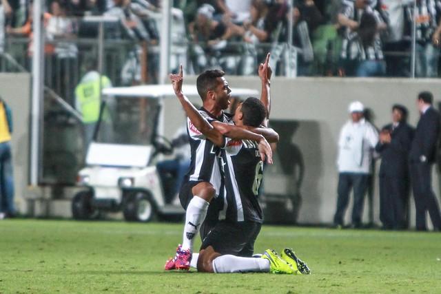 Atlético x Internacional 06.05.2015 -  Copa Libertadores 2015