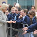 HRH The Duchess of Cornwall patron of The Big Lunch met neighbours and community minded folk getting ready for The Big Lunch in Northern Ireland