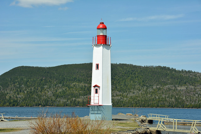 Cabano Lighthouse, Quebec