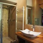 Chambre Chalet, salle de bains