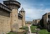 Château Comtal, Carcassonne by Jose Antonio Abad