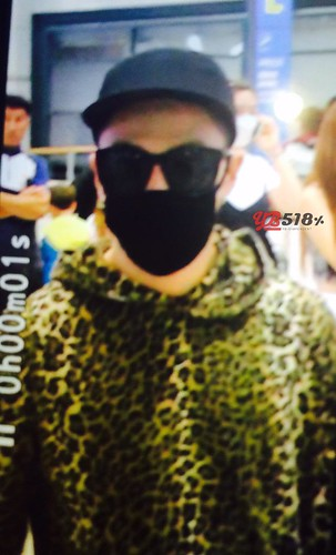 Big Bang - Incheon Airport - 26jul2015 - YB 518 - 01