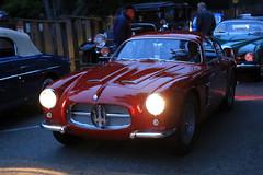 Maserati A6G 2000 Coupe Zagato 2186 1956 1