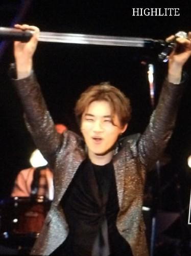 Daesung D3 Encore Dates Tokyo Day 1  2015-01-31 - 10