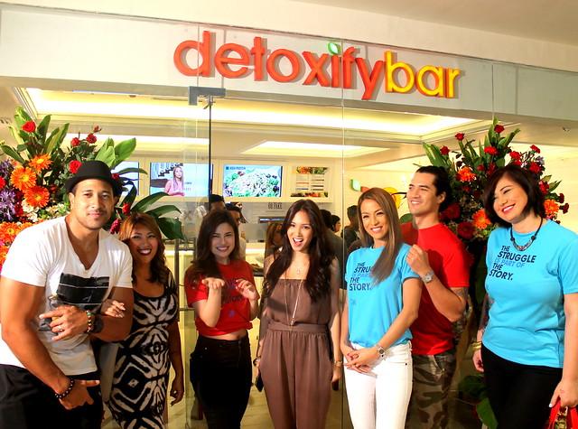 Detoxify Bar Shangri-La Opening